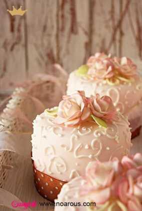آلبوم کاپ کیک عروسی