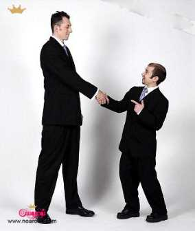 داماد کوتاه قد یا بلند قد؟