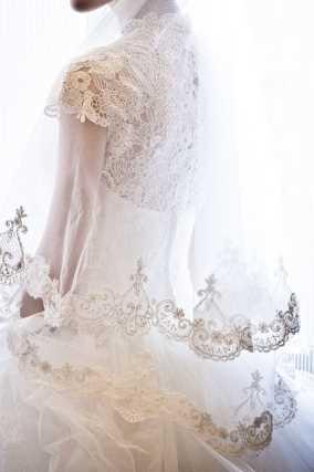 دانلود آلبوم عکس مدل تور بلند لباس عروس