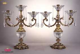 راهنمای انتخاب زیباترین آینه و شمعدان