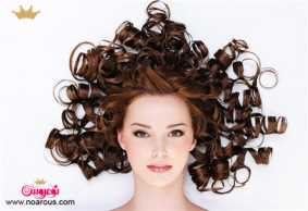 بهترین روش فر کردن موها در خانه
