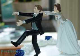 مسئولیت های داماد برای مراسم عروسی