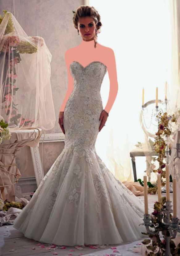 آلبوم عکس لباس عروس «موریلی»