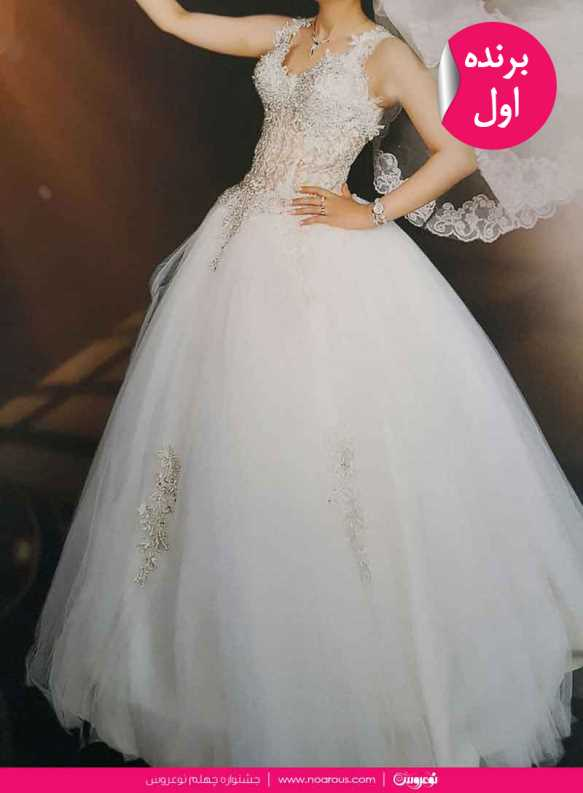 لباس عروس هاي منتخب جشنواره نوعروس