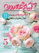 مجله آینه شمعدون شماره 63 در نوعروس