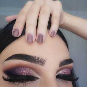 آرایش چشم مخصوص چشم های قهوه ای (قسمت اول)