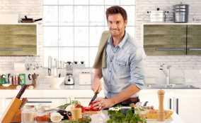 روز جهانی «پختن شام توسط مردها»