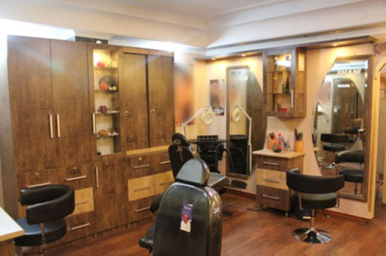 آرایشگاه شانی