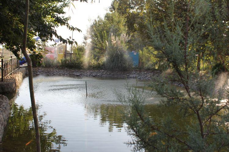 باغ تالار نگارستان