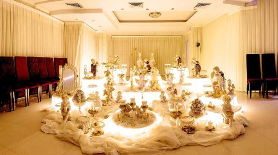 تالار عروسی اریکه پارسیان