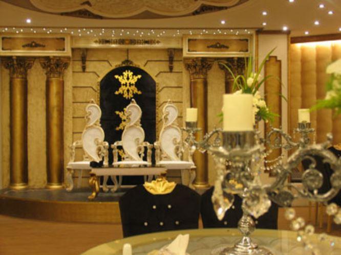 تالار عروسی قصر ندا