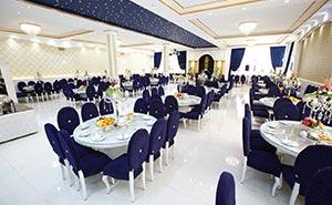 تالار تشریفاتی پایتخت