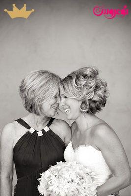 آلبوم ایده های عکس با مادر عروس