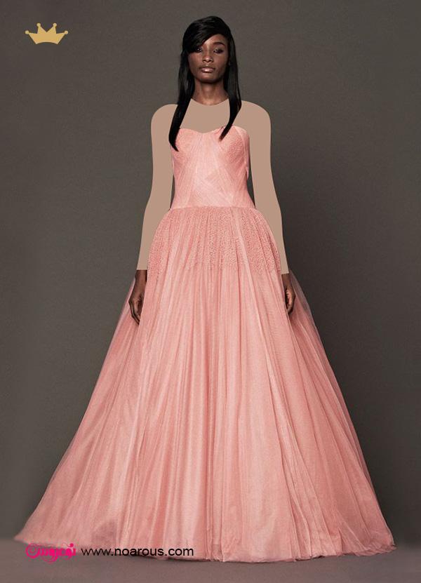 لباس عروس استین سه ربع آلبوم: لباس نامزدی برای تابستان