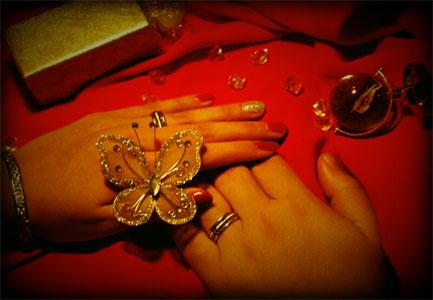 آلبوم جشنواره دست های عاشق نوعروس