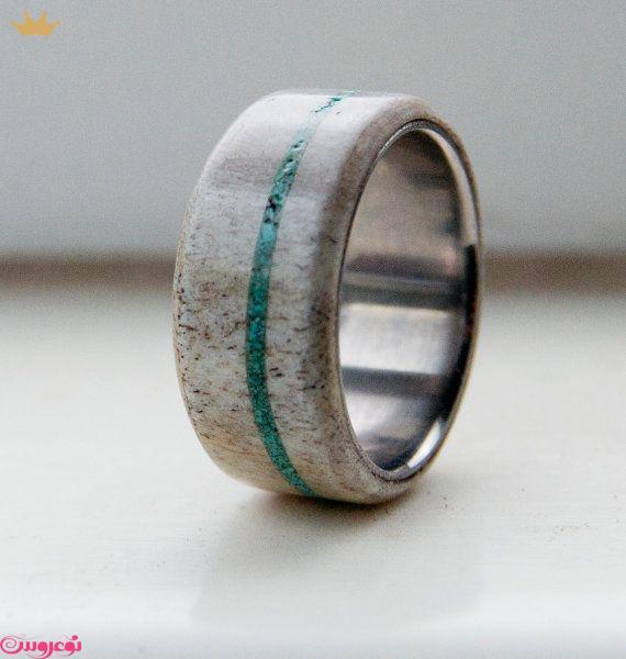 آلبوم حلقه ازدواج چوبی