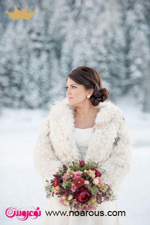 آلبوم عروس زمستانی