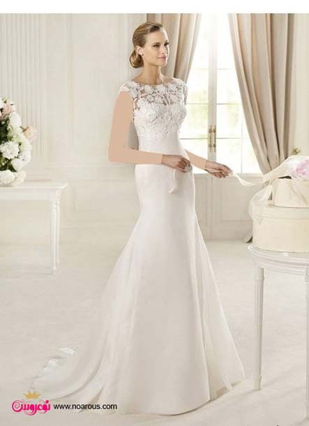 آلبوم عکسی از  لباس عروس های زیبا