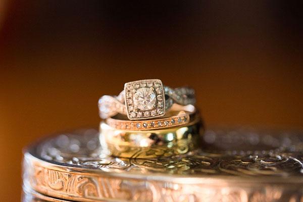 آلبوم عکس حلقه عروسی و انگشتر نامزدی