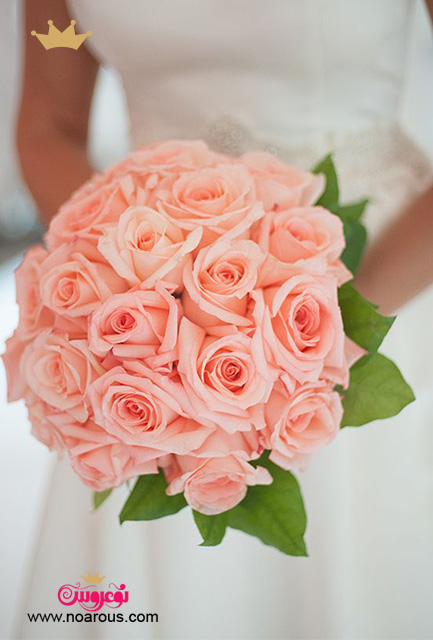 آلبوم عکس دسته گل عروس با رز