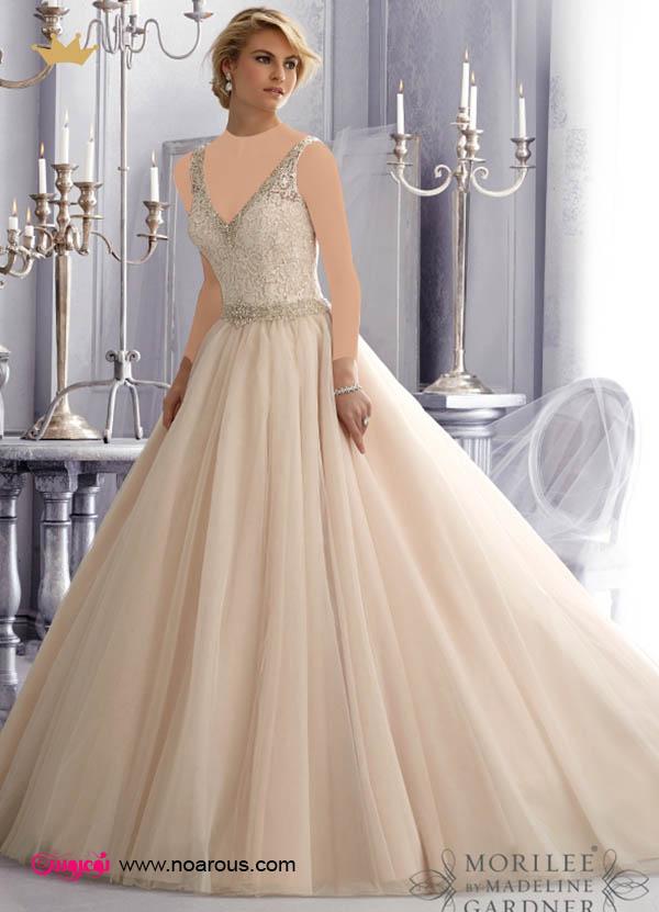 آلبوم عکس لباس عروس موریلی