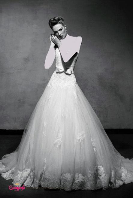 آلبوم عکس لباس عروس های پرفروش