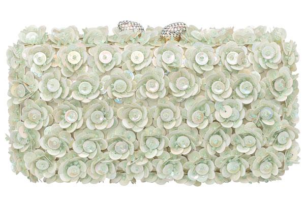 آلبوم عکس لوازم جانبی عروس با طرح گل