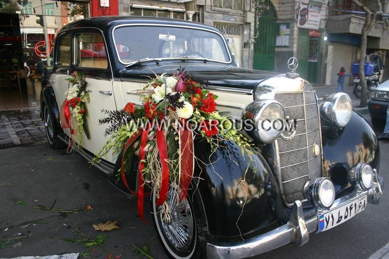 آلبوم: عکس ماشین عروس