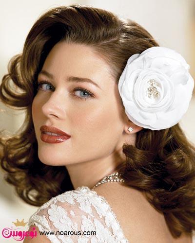 آلبوم عکس مدلهای مو عروس برای همه دوران ها