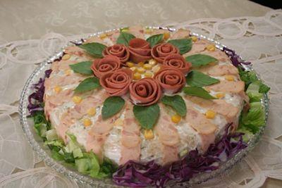 آلبوم عکس های جشنواره سی و نهم (جشنواره زیباترین تزئین غذا) _ سری اول