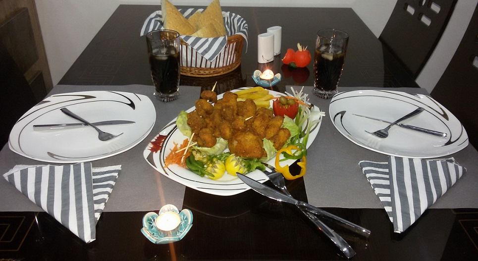 آلبوم عکس های جشنواره سی و نهم (جشنواره زیباترین تزئین غذا) _ سری دوم