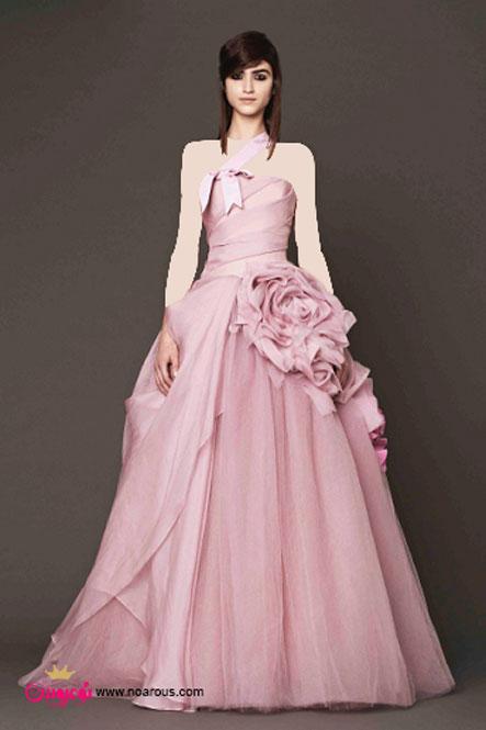 آلبوم عکس پاییزی لباس عروس «وراوانگ»
