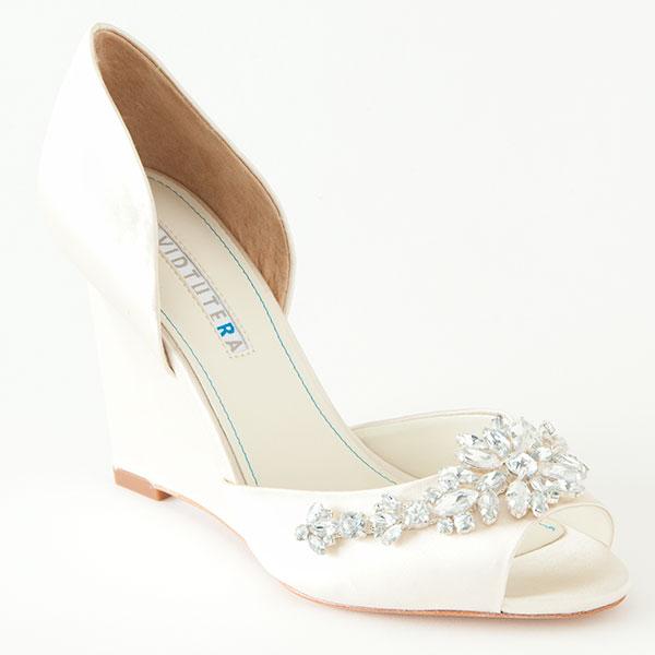 آلبوم عکس کفشهای عروس شیک و بسیار راحت