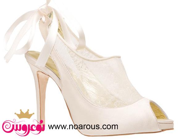 آلبوم عکس کفش های راحت عروسی