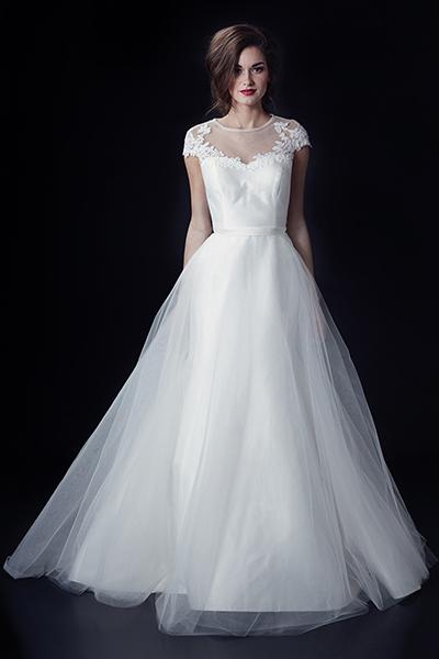 آلبوم عکس 10 لباس عروس برتر زمستانی