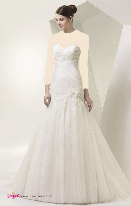 آلبوم لباس عروس «انزونی» 2014