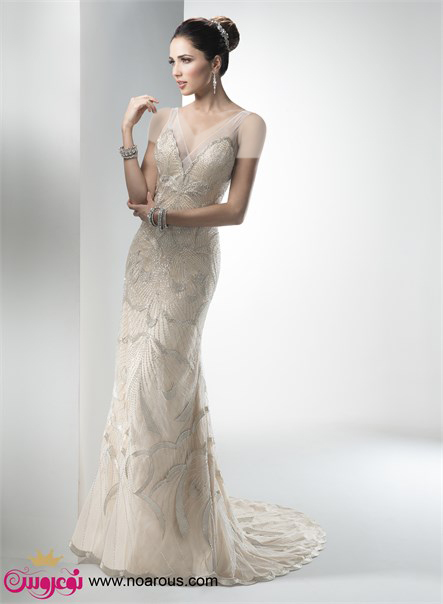آلبوم لباس عروس های مگی سوترو برای نوعروس های مشکل پسند