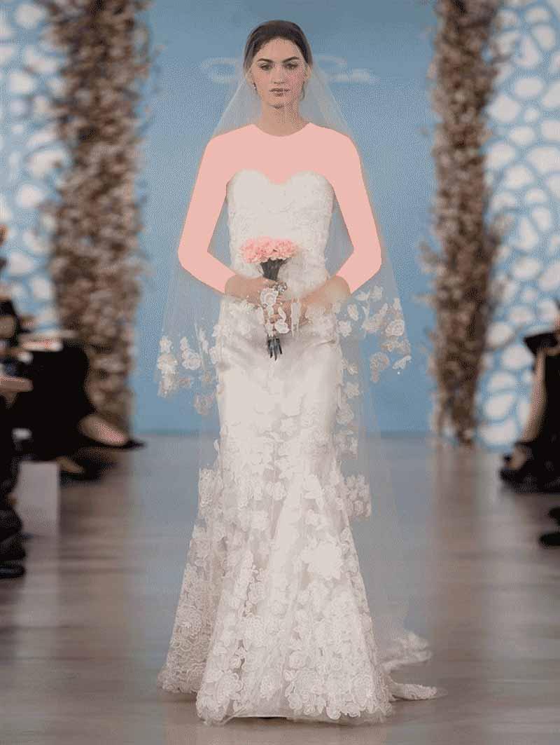 آلبوم لباس عروس 2014؛ «اسکار دلارنتا» طراح مشهور آمریکایی