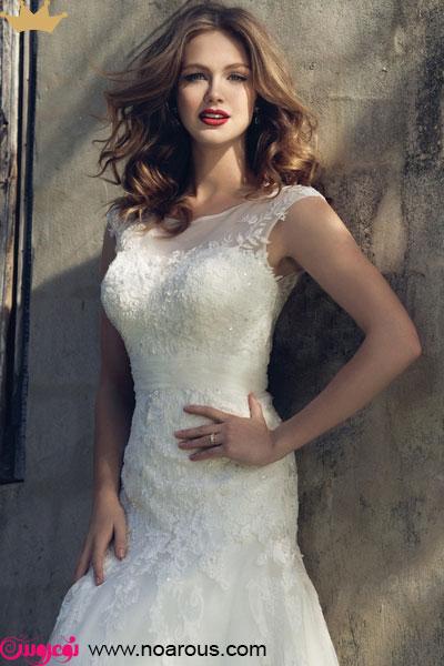 """آلبوم لباس عروس 2015 """" میا سولانو """""""
