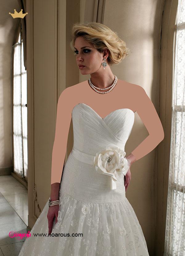 آلبوم کمربندهای زیبا برای لباس عروس