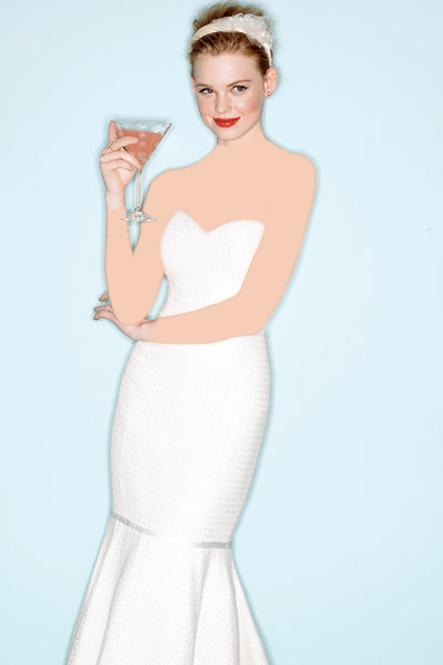 استایل لباس عروس خود را پیدا کنید