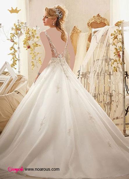 بالا تنه کدام لباس عروس را می پسندید؟