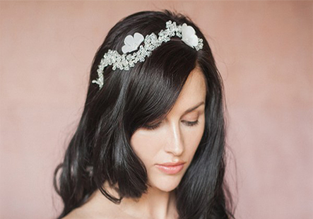 بهترین گل سرهای عروس سال 2014
