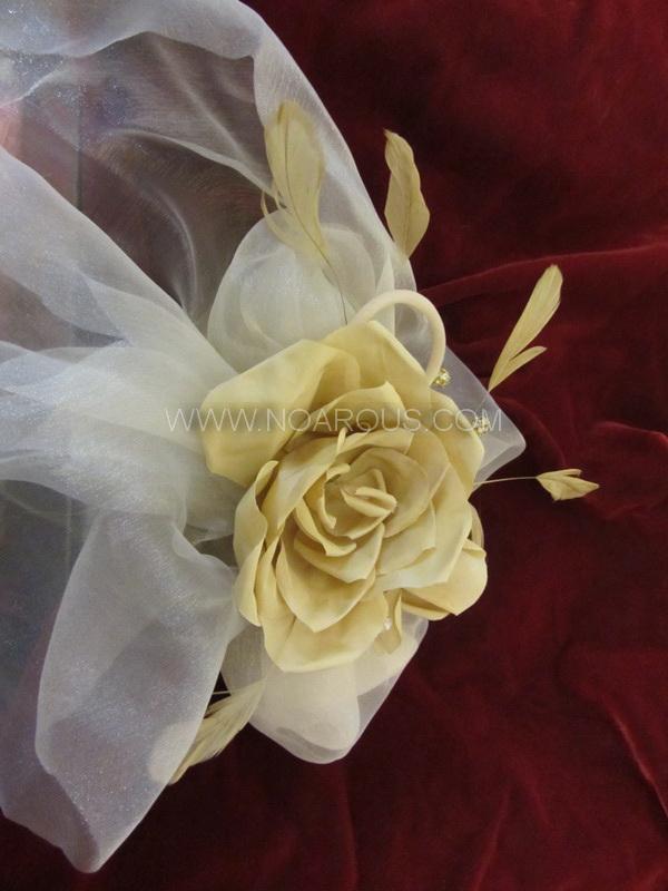 جدیدترین مدل های تاج و تزئینات موی عروس در گالری تاج