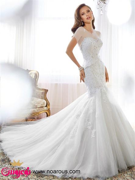 لباس عروس های بهار 2015 از سوفیا تولی