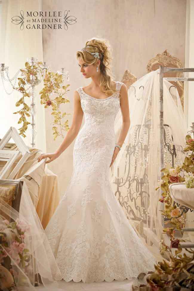 لباس عروس های منتخب جشنواره نوعروس