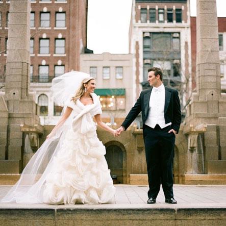 کتهایی گرم برای عروس های فصل سرد