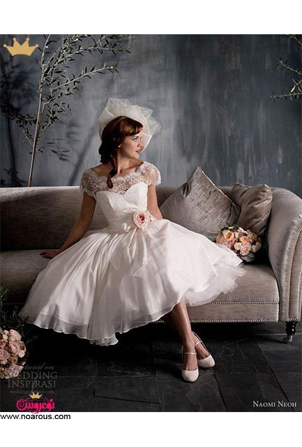 آلبوم : لباس عروس کوتاه