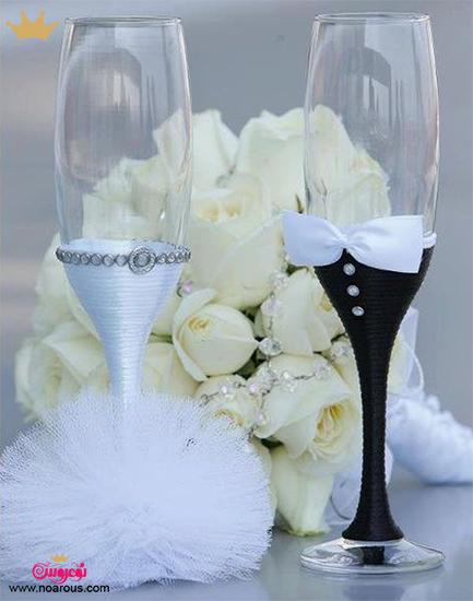 جام عروس و داماد