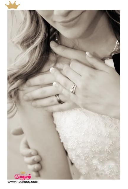 ژست عکس عروسی